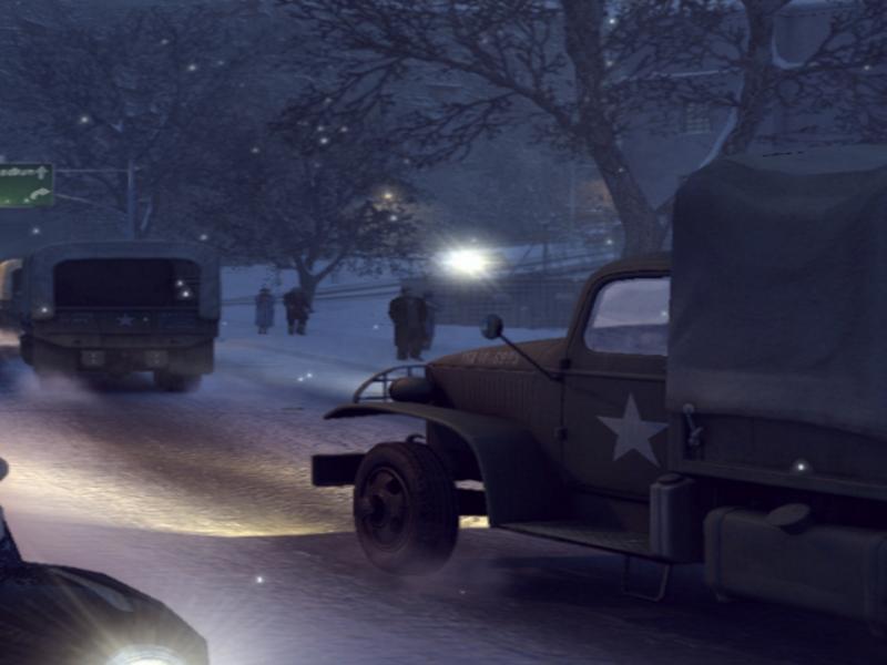 GAI 353 Military Truck - Mafia 2