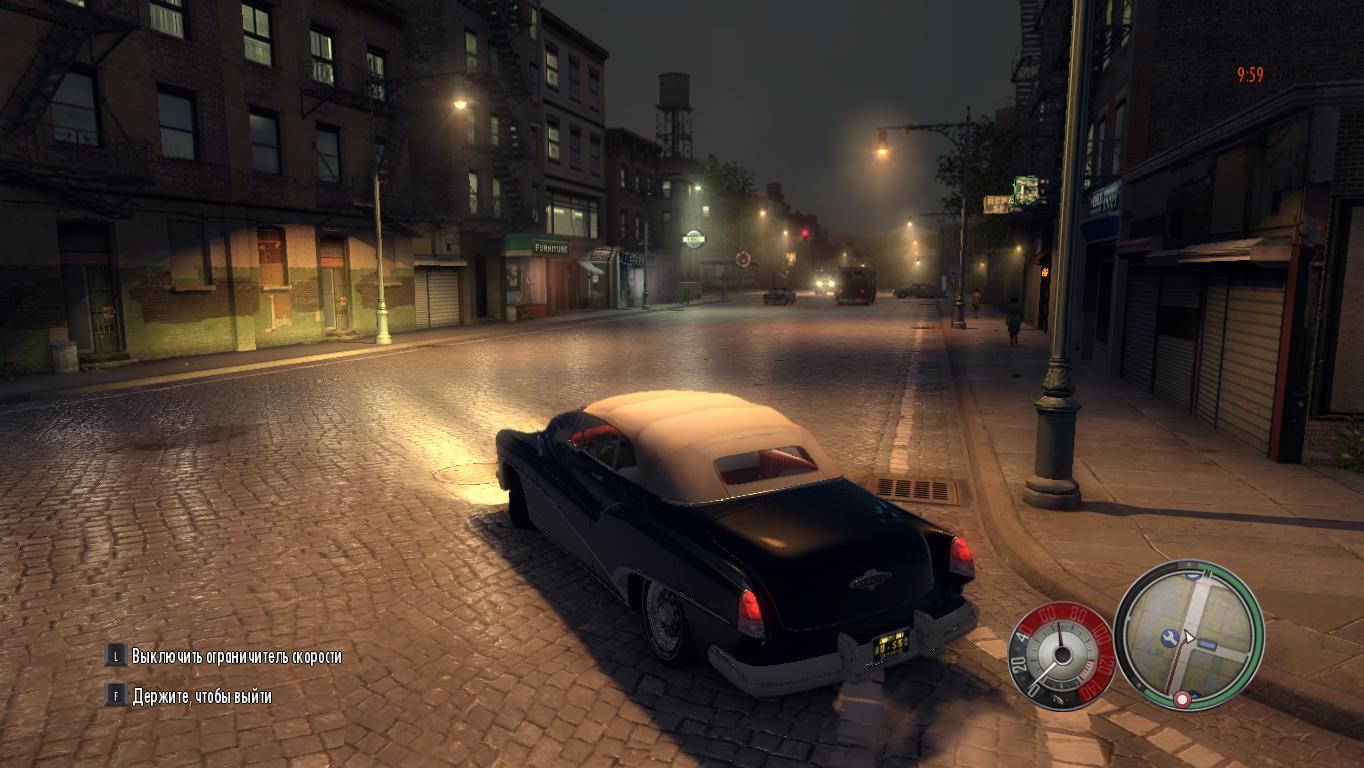 Mafia 2_night - Mafia 2