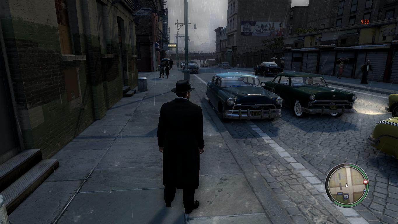Mafia 2_rain_1 - Mafia 2