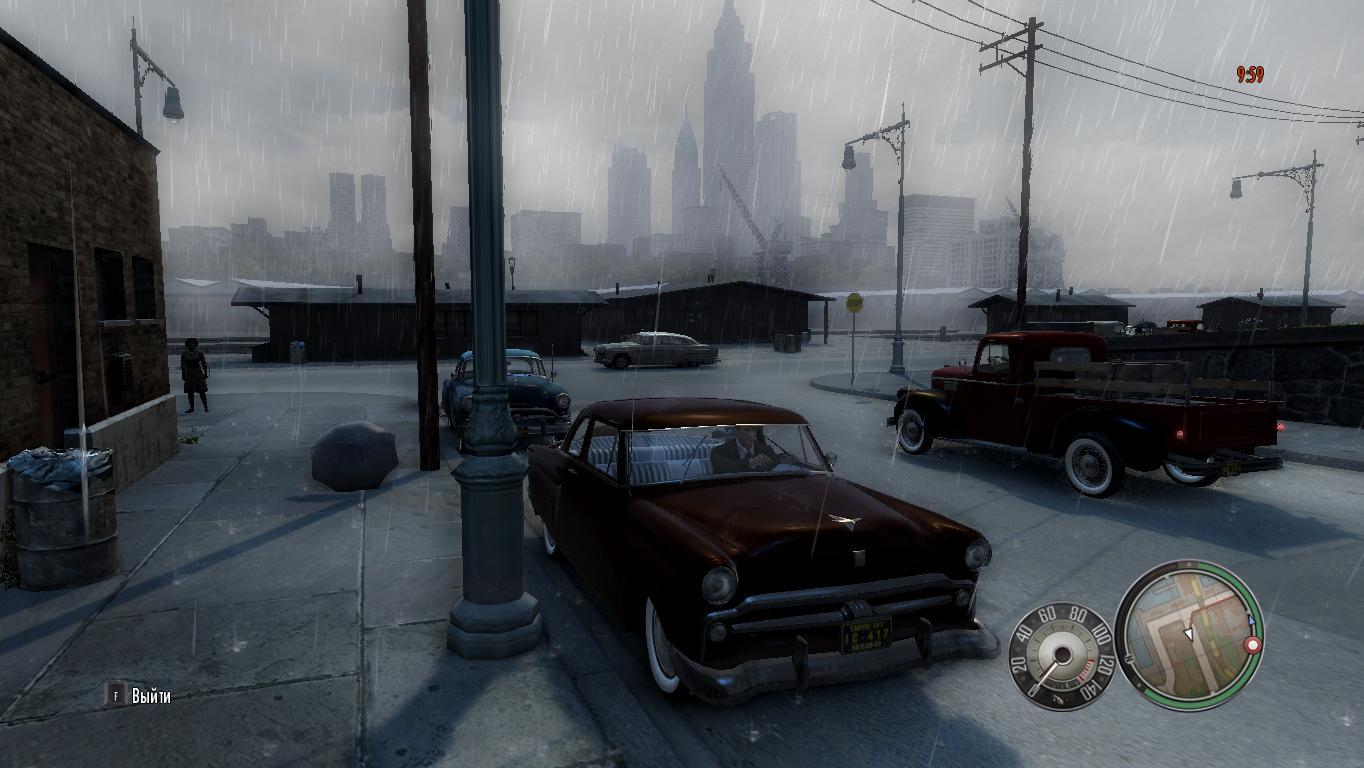 Mafia 2_rain_2 - Mafia 2