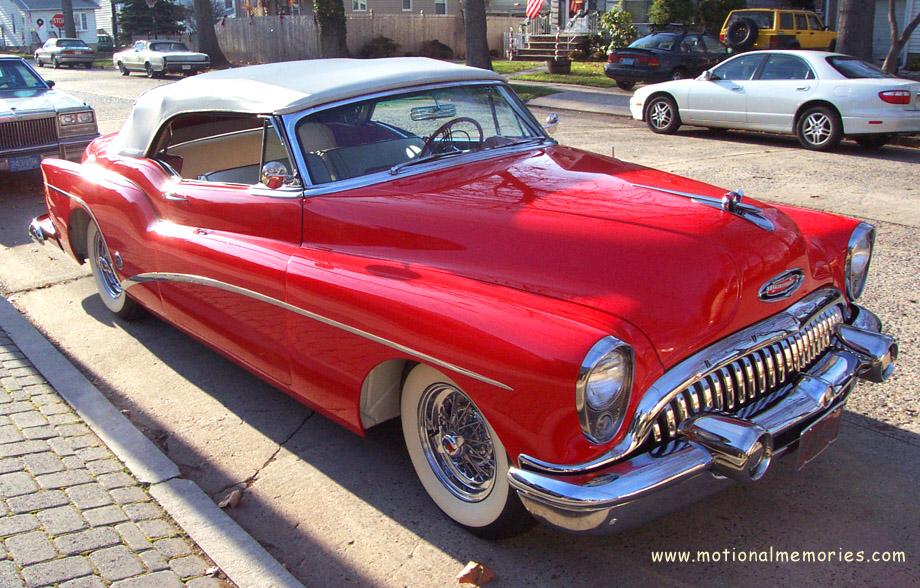 1953 Buick Skylark - Mafia 2
