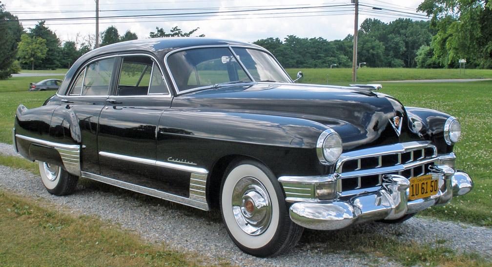 1949 Cadillac Series 62 Sedan - Mafia 2