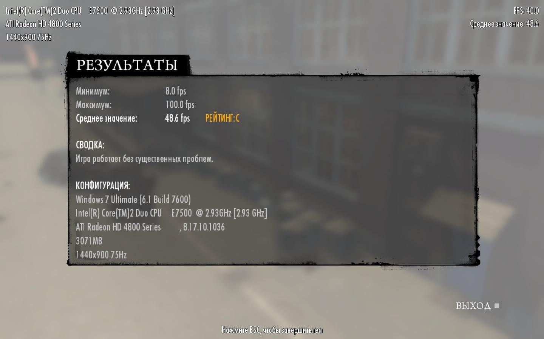 тест2 - Mafia 2