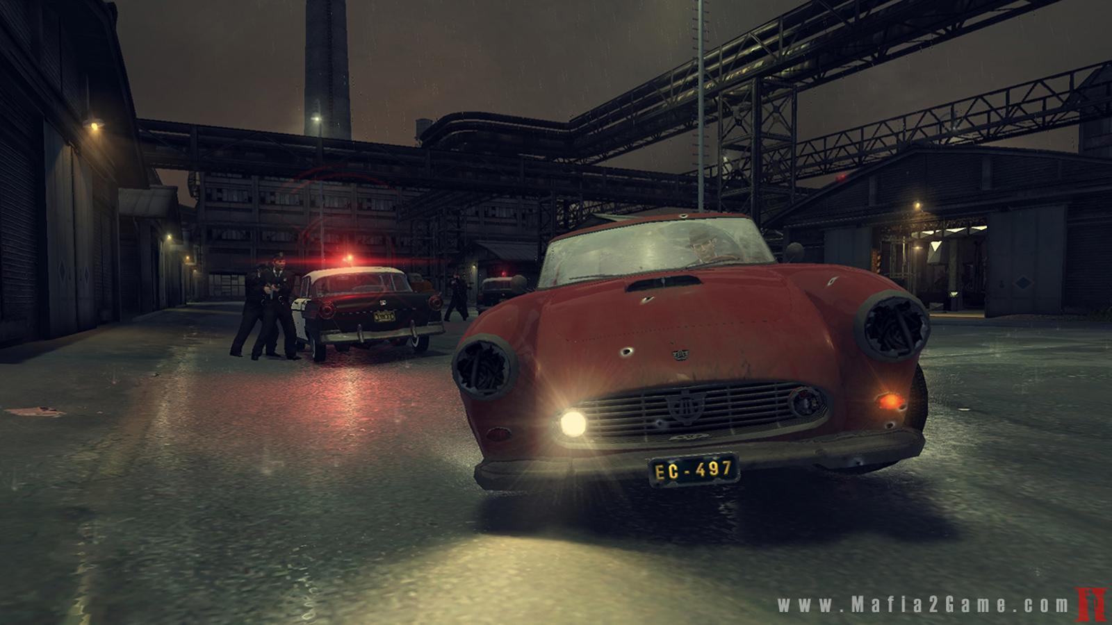 Поворотник - Mafia 2