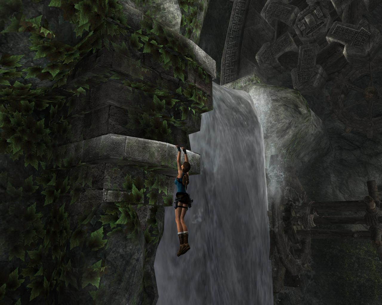 The Lost Valley 1 - Tomb Raider: Anniversary