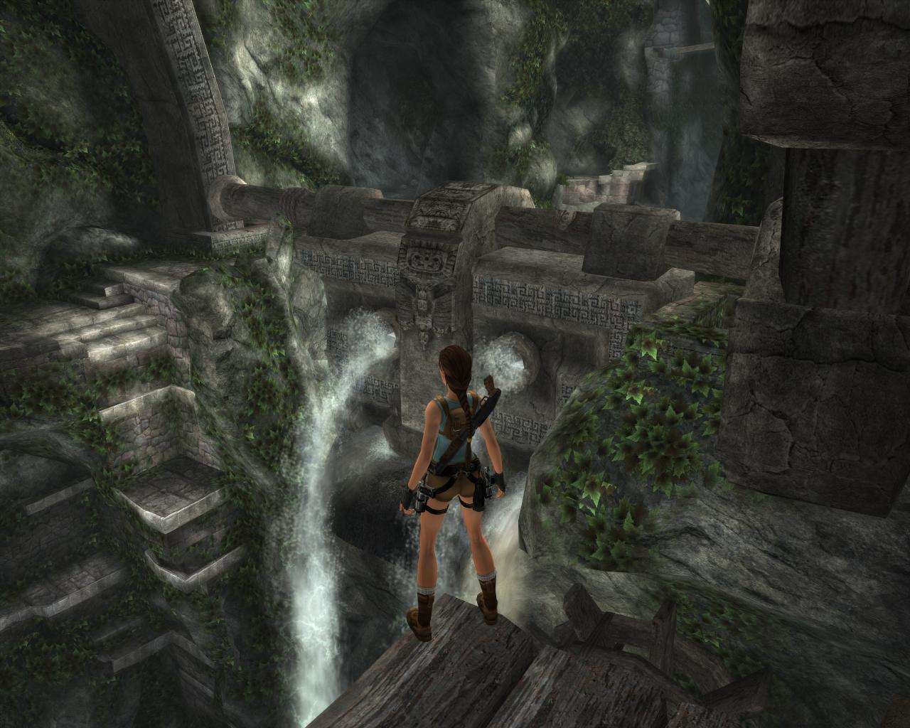 The Lost Valley 11 - Tomb Raider: Anniversary