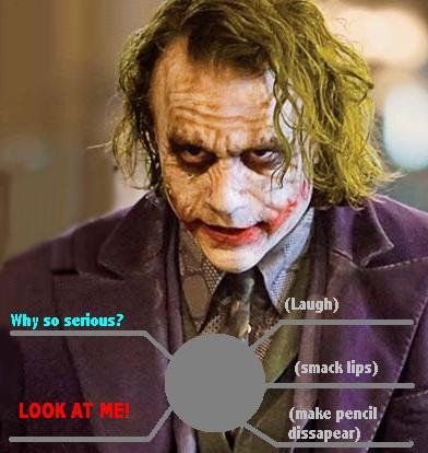 Why so Effect? - Batman: Arkham City