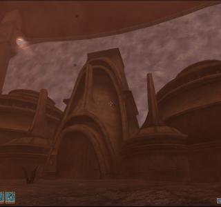 Elder Scrools III: Morrowind Скрины, снятые в Морровинде.