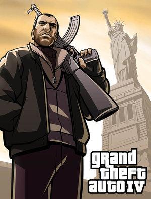 Нико Белич - Grand Theft Auto 4