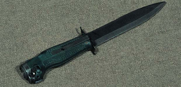 Нож российского спецназа скорее нож