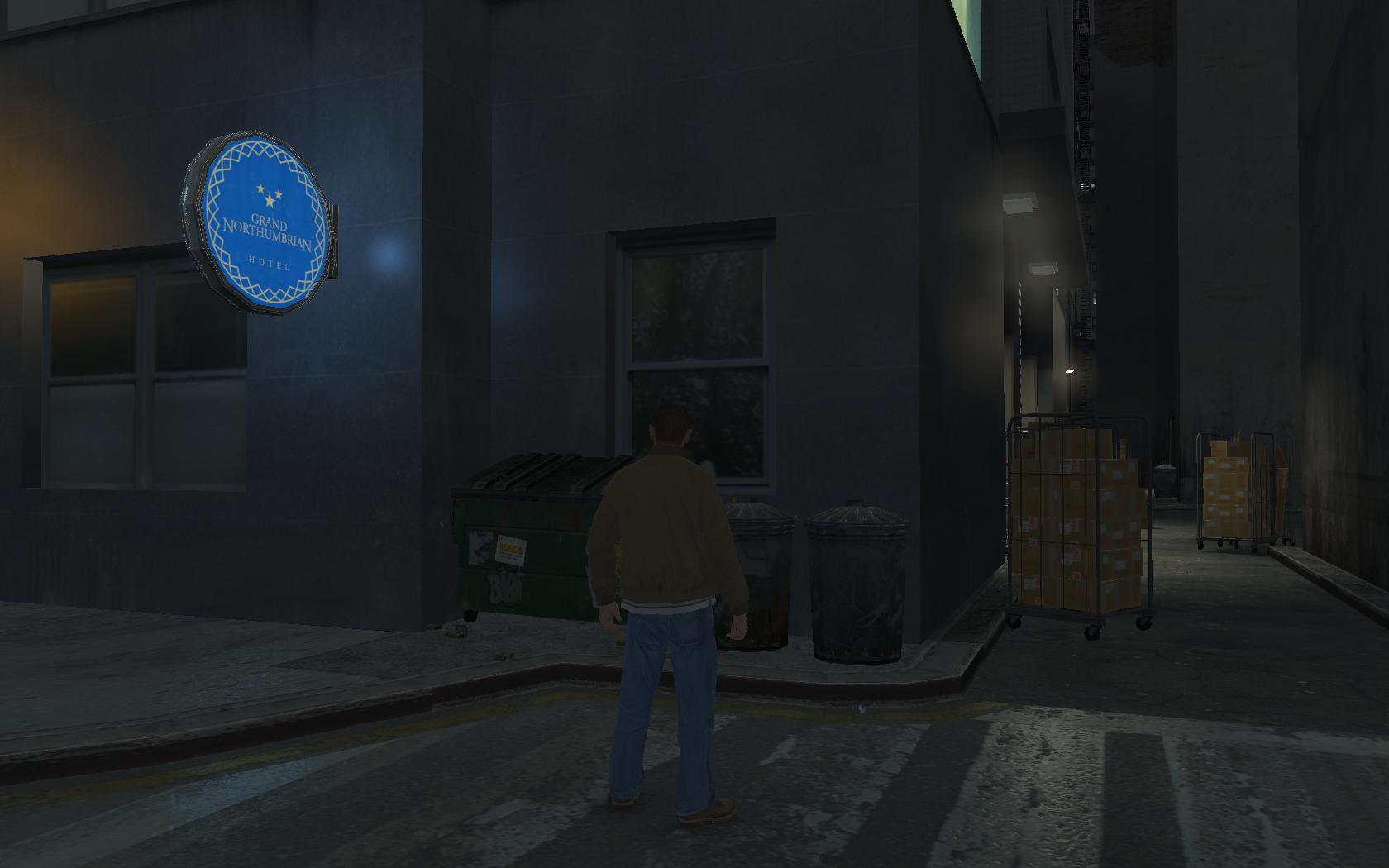 Задание 4 - Grand Theft Auto 4