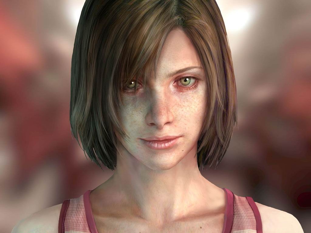 Eileen Galvin - Silent Hill 4: The Room