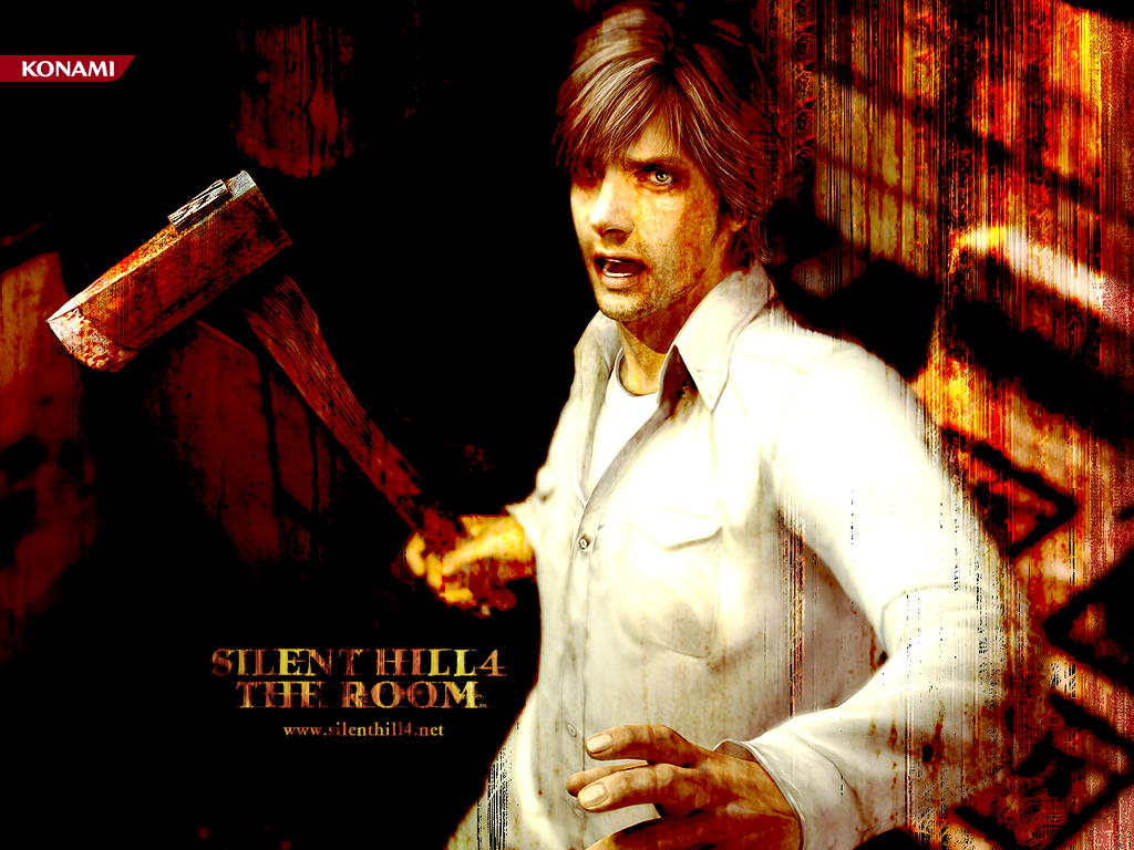 Henry Townshend - Silent Hill 4: The Room