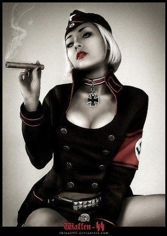 Голые девушки нацистки фото 753-507