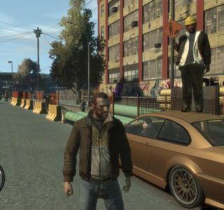 Grand Theft Auto 4 & EfLC