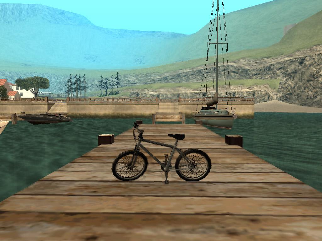 Гамес13 - Grand Theft Auto: San Andreas
