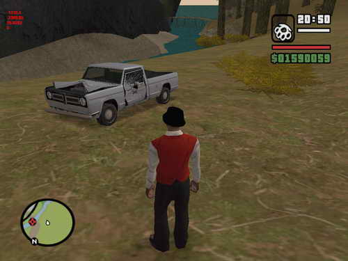 SADLER - Grand Theft Auto: San Andreas