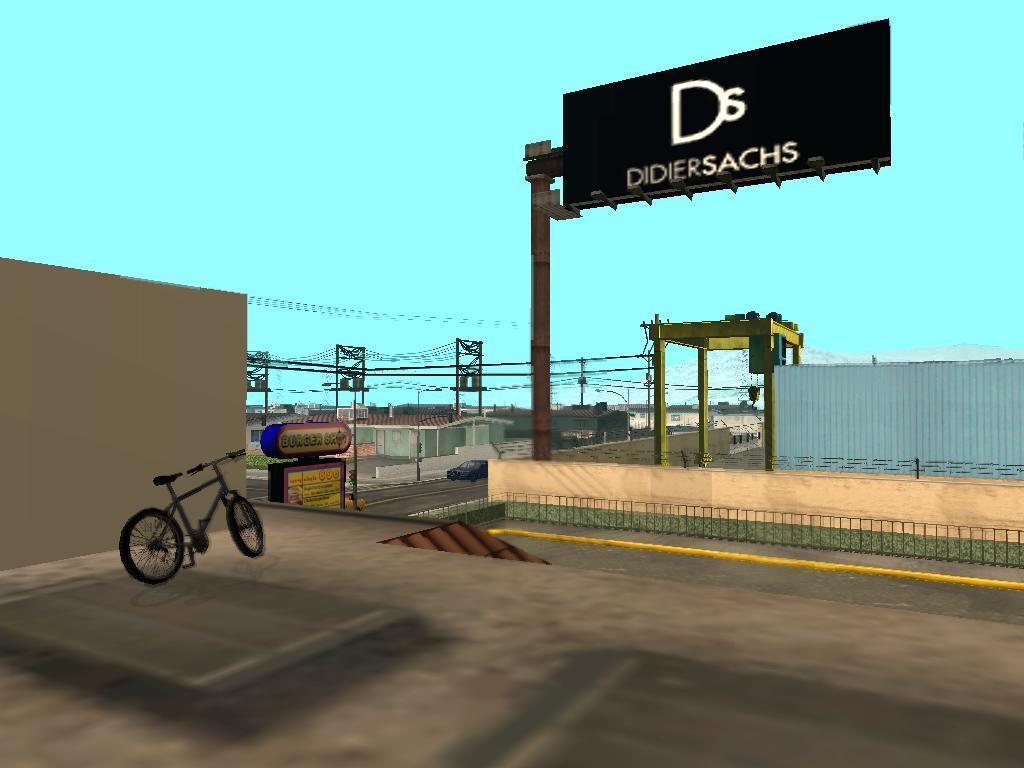 чуть лучше - Grand Theft Auto: San Andreas