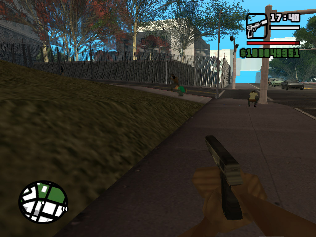 GTA San Andreas Counter Strike - Grand Theft Auto: San Andreas