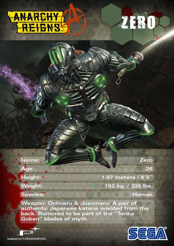 Platinum Games �������� ����� ������ ���� ������ Anarchy Reigns