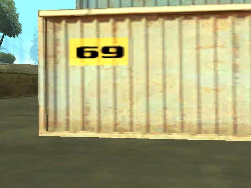 69 - Grand Theft Auto: San Andreas
