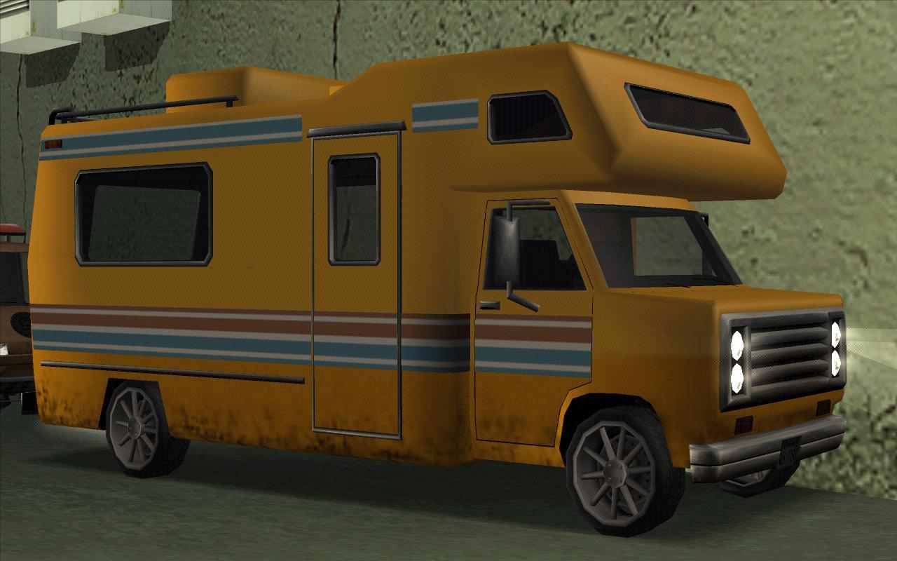 Желтый турист. - Grand Theft Auto: San Andreas