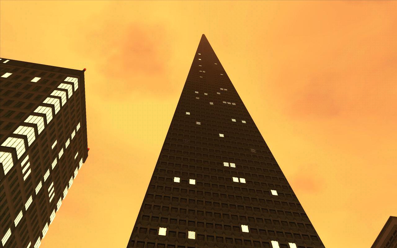 Небоскреб Сан Ферро. - Grand Theft Auto: San Andreas