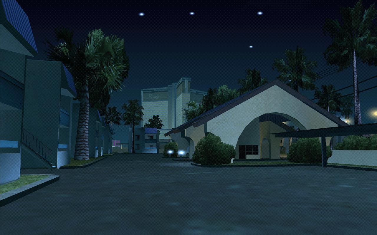 Ночь над вентурасом - Grand Theft Auto: San Andreas
