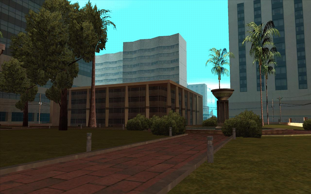Садик в Вентурасе - Grand Theft Auto: San Andreas