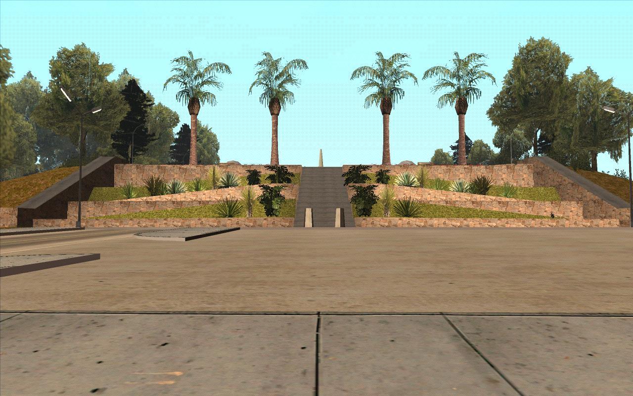 Обсерватория в Сантосе - Grand Theft Auto: San Andreas
