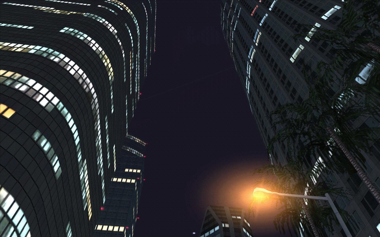 Ночь над Сантосом - Grand Theft Auto: San Andreas