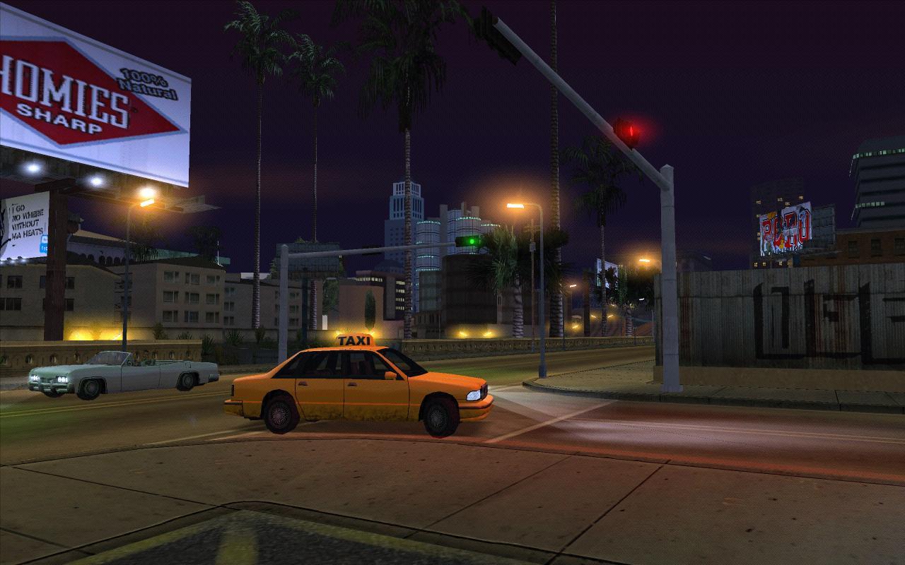 Сантос- город контрастов. - Grand Theft Auto: San Andreas