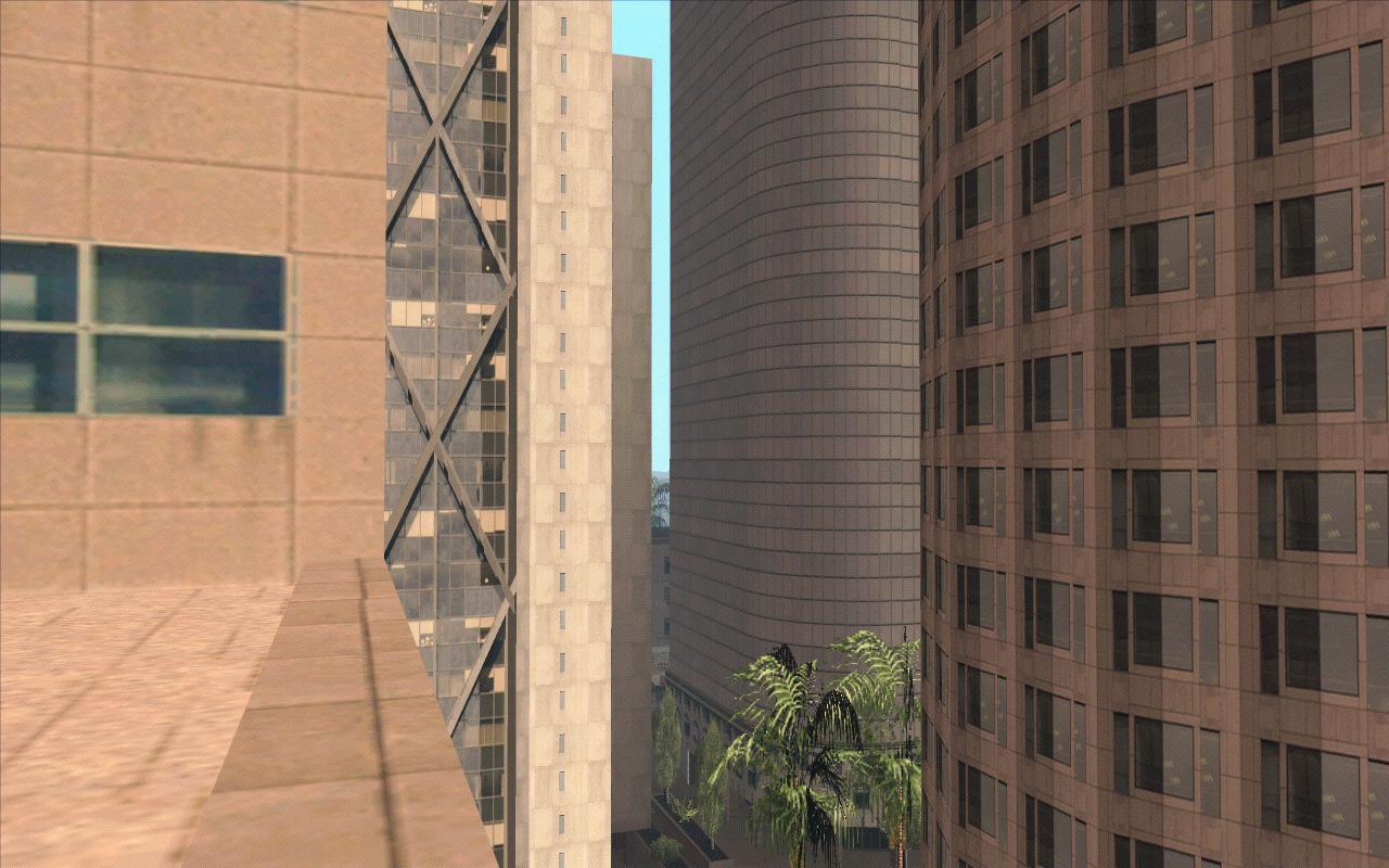 LSD- Los Santos Downtown - Grand Theft Auto: San Andreas