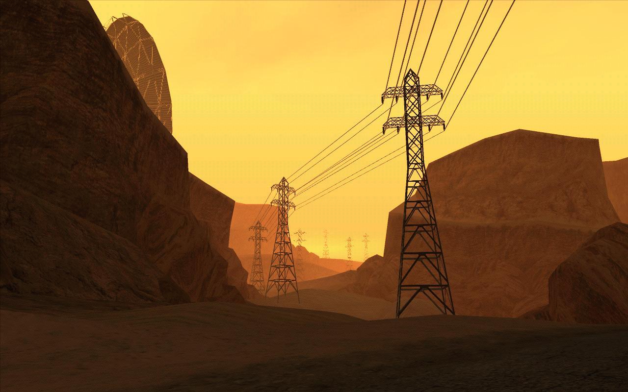 Высоковольтка - Grand Theft Auto: San Andreas