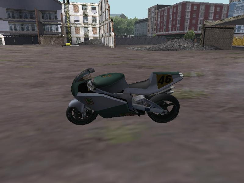 nrg500 - Grand Theft Auto: San Andreas