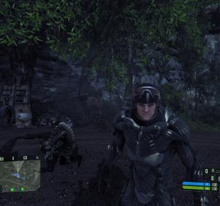 Crysis лучше Crysis 2 по графике. Инфа 100%