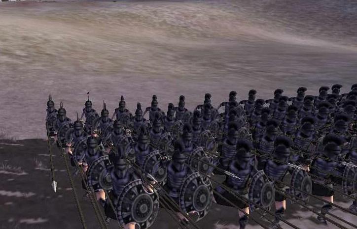 Rome Total War 2 мод мирмидонцы скачать - фото 3