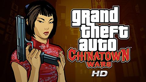 GTA Chinatown Wars HD - Grand Theft Auto: Chinatown Wars