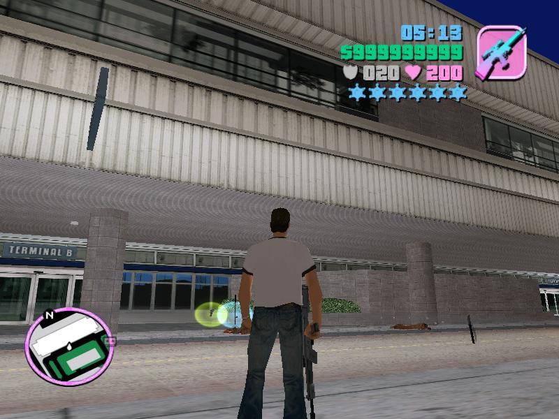 a2 - Grand Theft Auto: Vice City