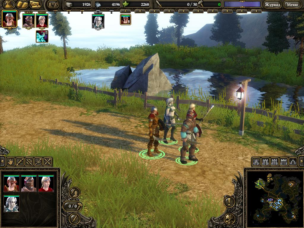SF2 - SpellForce 2: Shadow Wars