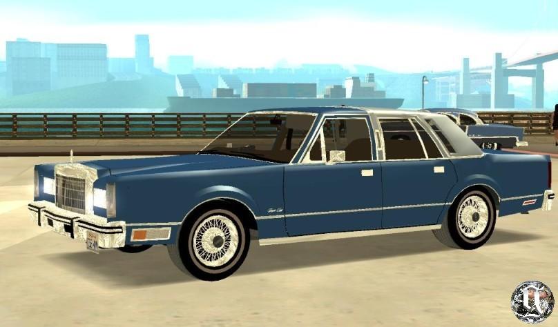 SA_Lincoln_Town_Car.jpg - Grand Theft Auto: San Andreas