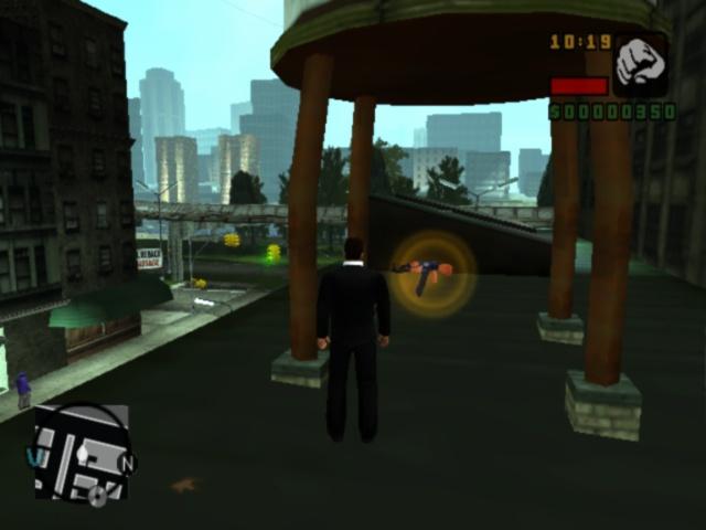 АК-47 - Grand Theft Auto: Liberty City Stories