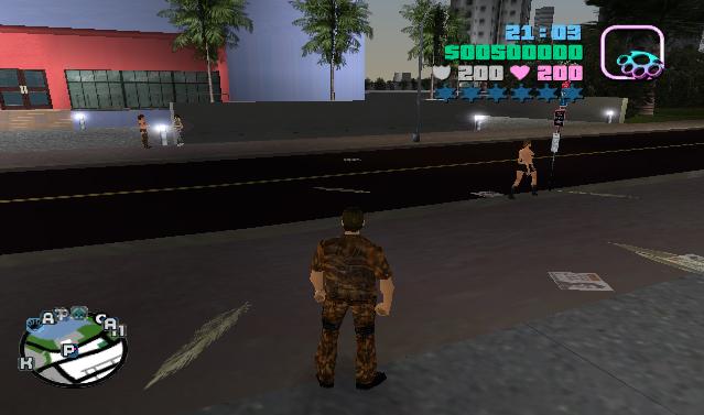 русские значки - Grand Theft Auto: Vice City