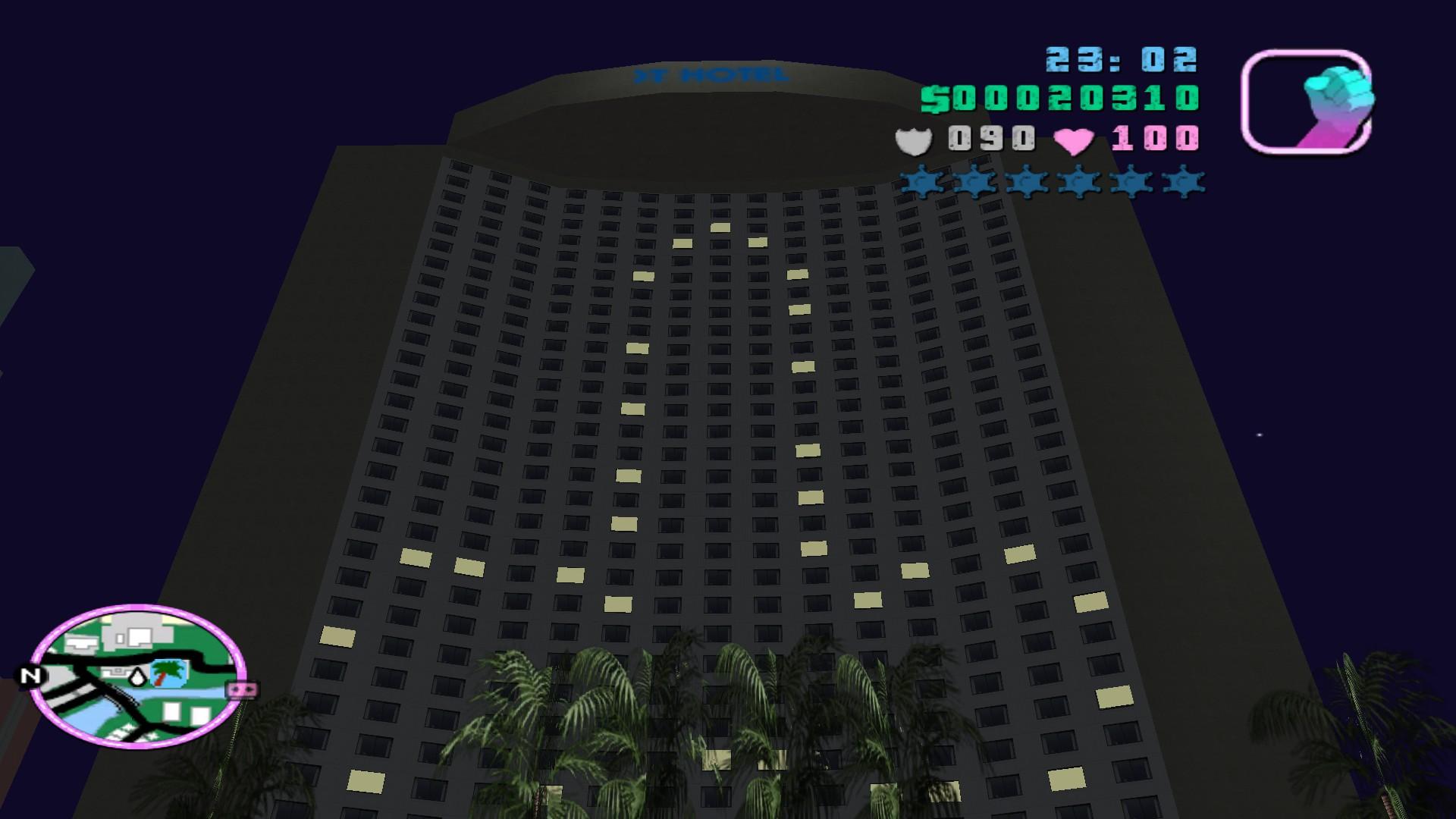 Знаменитый член - Grand Theft Auto: Vice City