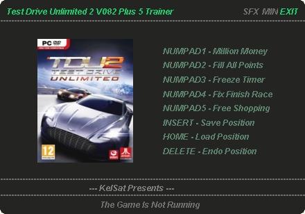 Скачать Трейнер На Test Drive Unlimited 2