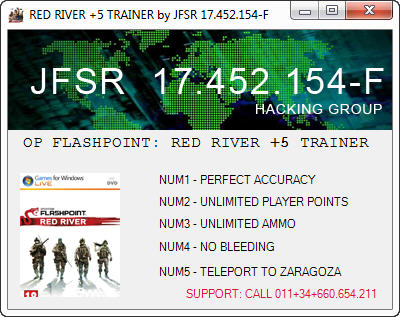 Operation flashpoint red river crack