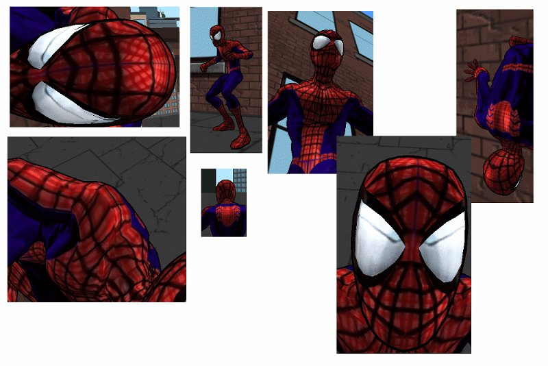 Wos (Red) - Ultimate Spider-Man