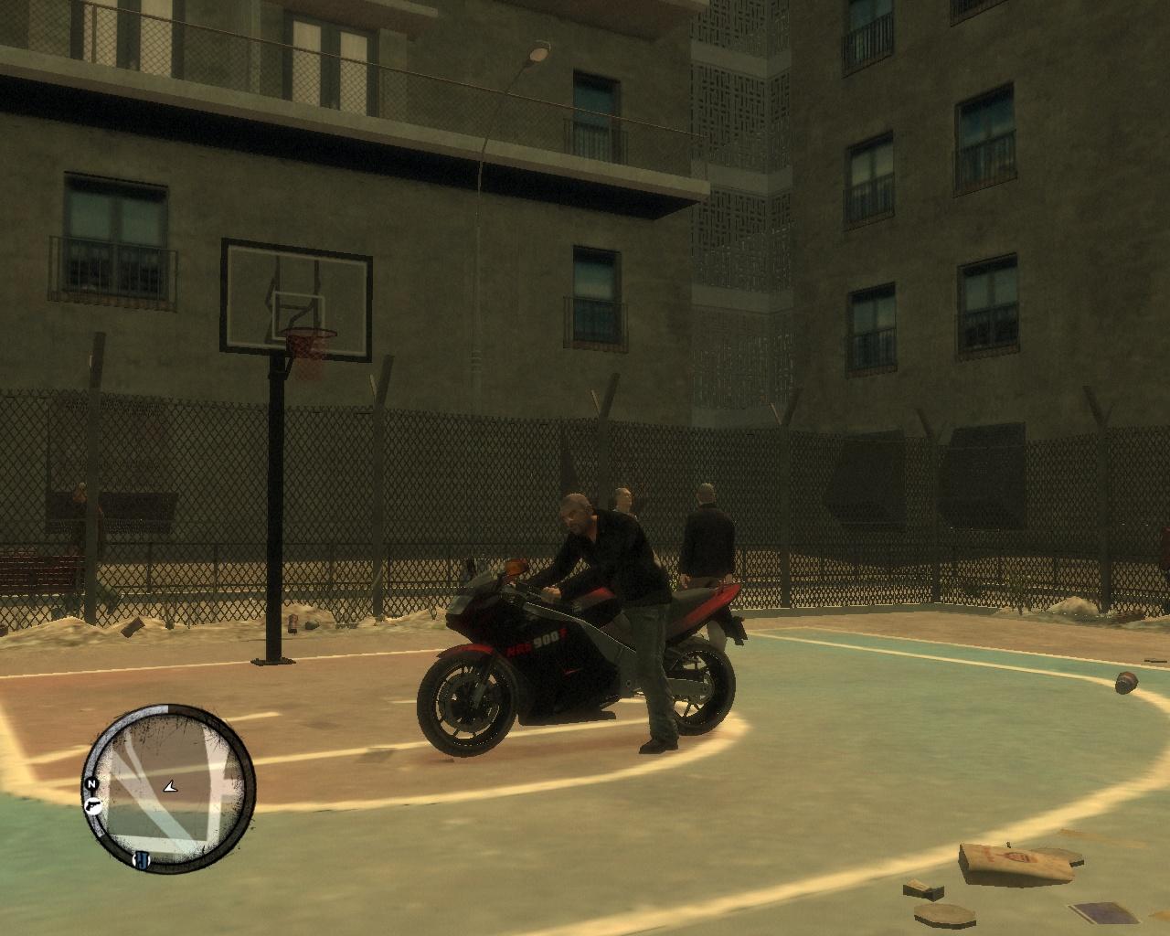 ответ. - Grand Theft Auto 4