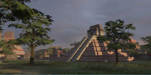 Теотиуакан - Город Богов