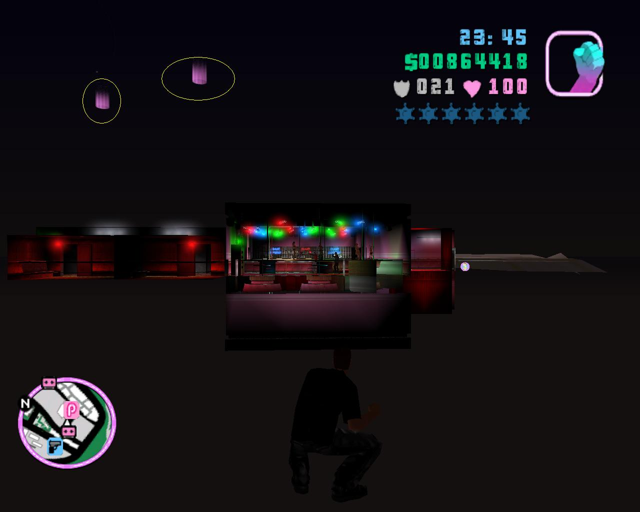 Глюк - Grand Theft Auto: Vice City